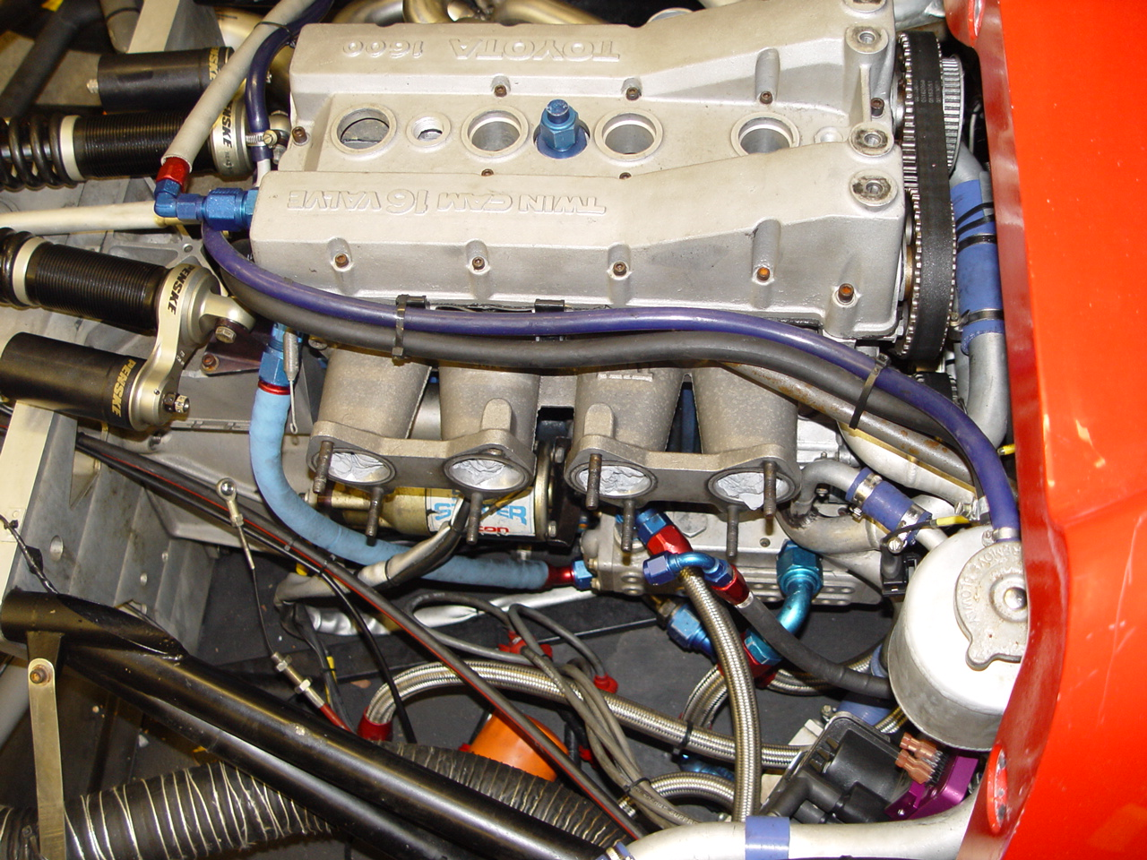 Wanted - Toyota 4A-GE TWM twin Weber DCOE inlet manifold as