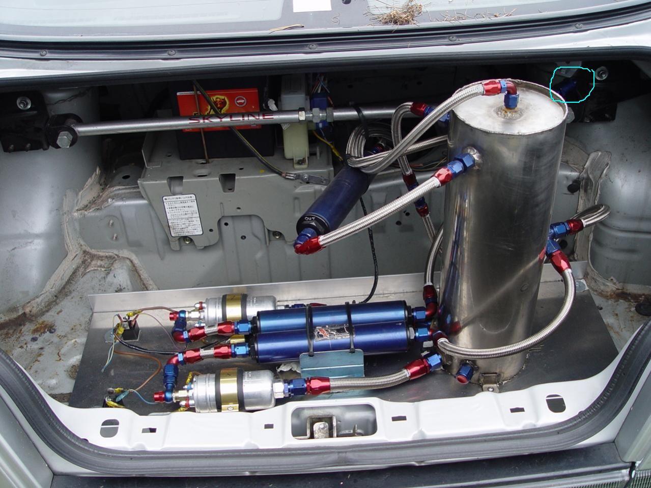 Fuel Surge Tank Split Page 6 Gt R Register Nissan